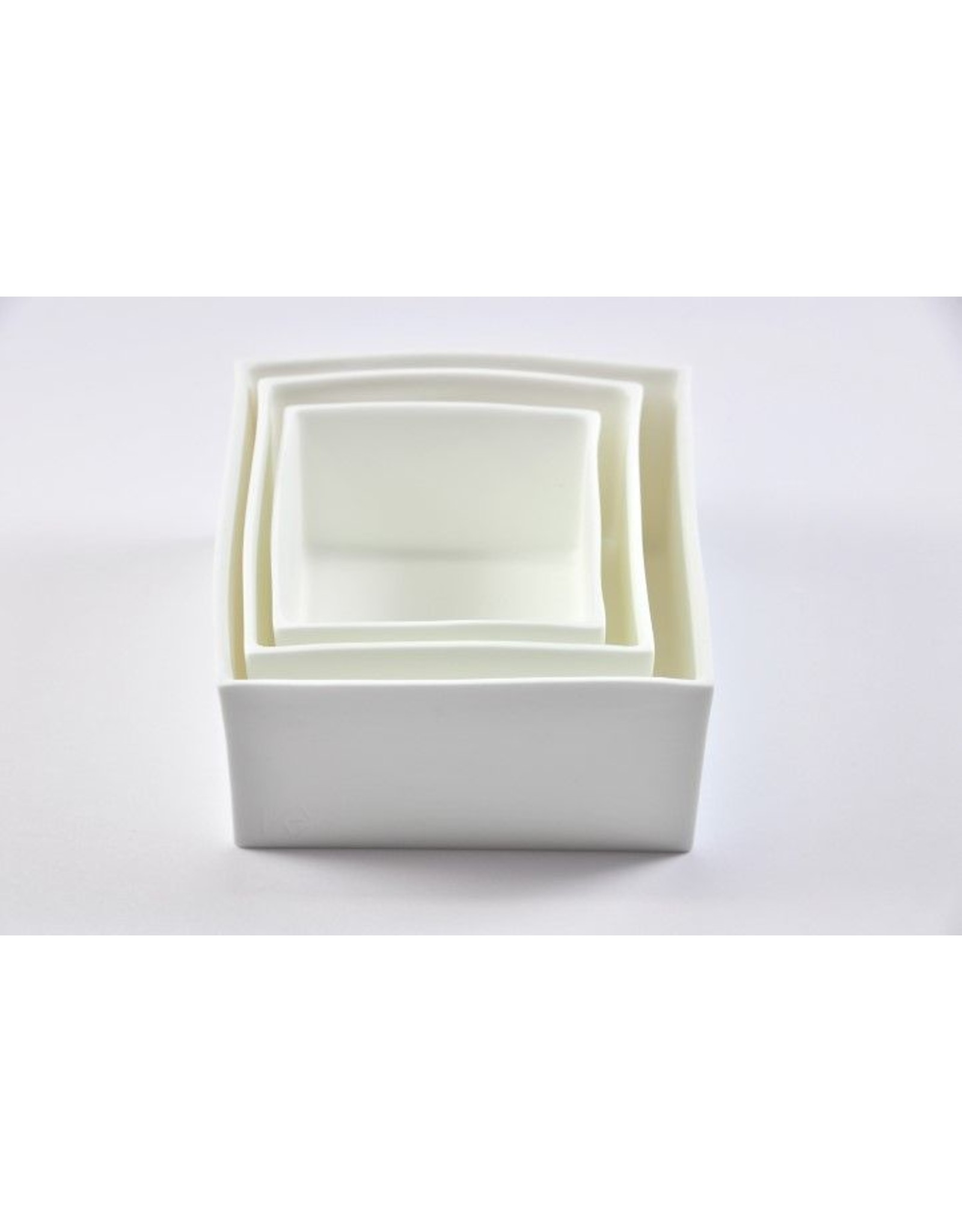 K-Design! Aperitief schalen set 3 in 1 China in Box