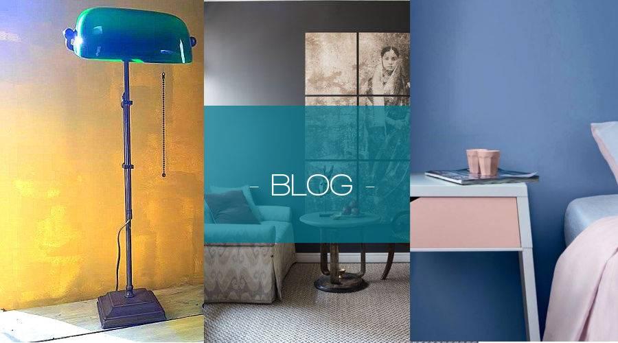 Hoe de kleur of de kleur trends van het jaar gebruiken in je interieur?