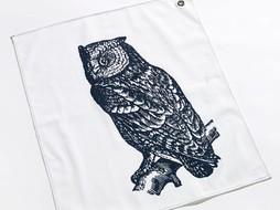 Serax 2 kitchen towels owl