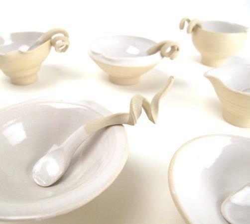 Atelier Oker Tapas bowl with spoon