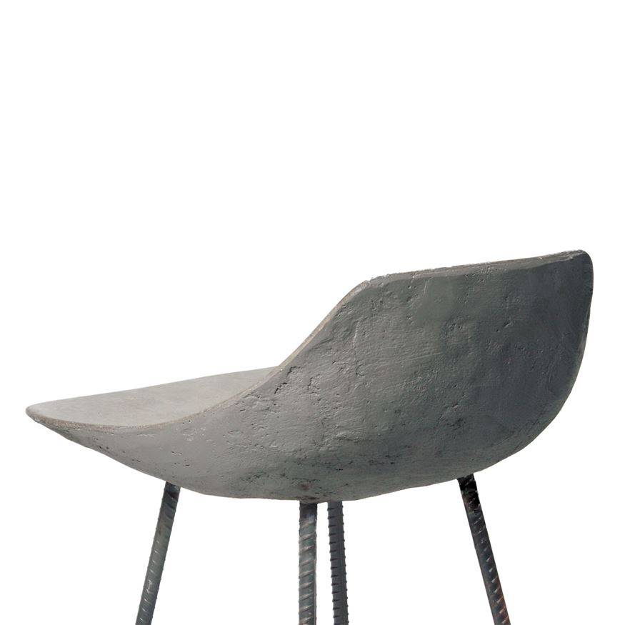 Lyon Béton Hauteville Counter Chair