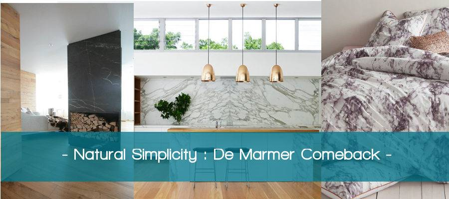 Natural Simplicity - De Marmer comeback