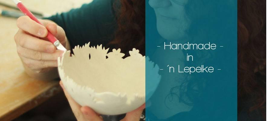 Handmade in 'n Lepelke