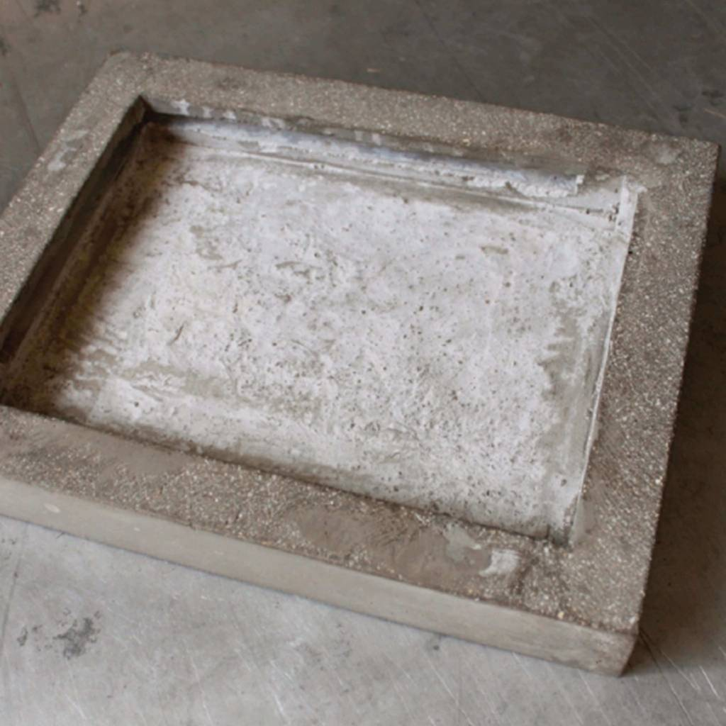 Lyon Béton Concrete Print Un Souffle