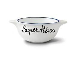 Pied de Poule Soepkom Super-Héros