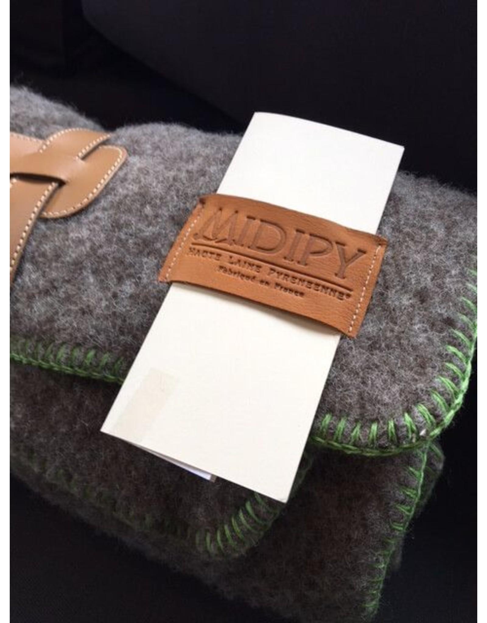 Midipy Plaid 100% wol
