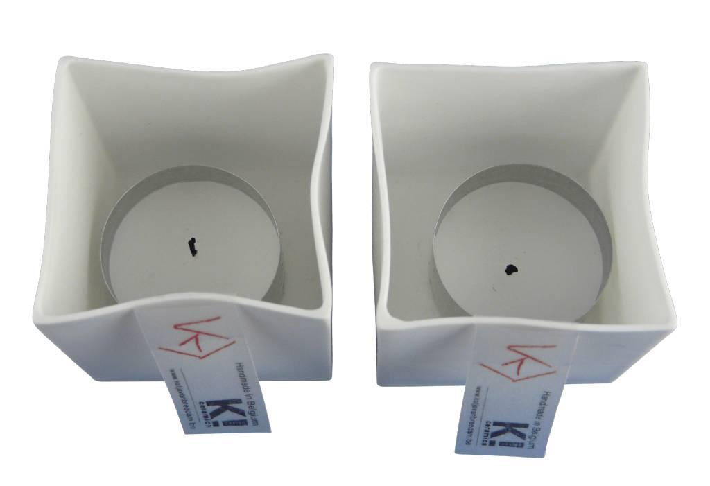 K-Design! Q light tealight holder