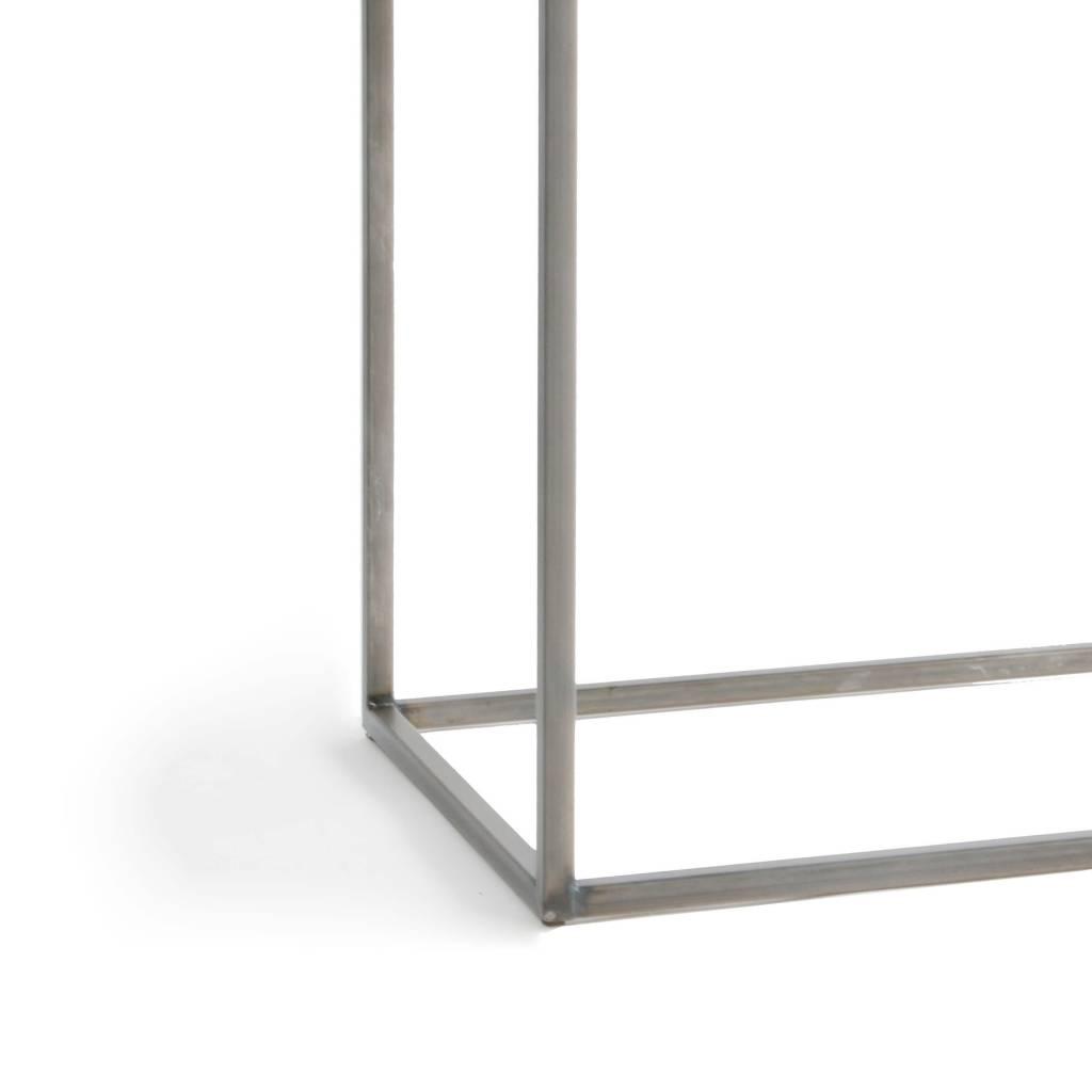 Lyon Béton Perspective Console metaal & beton