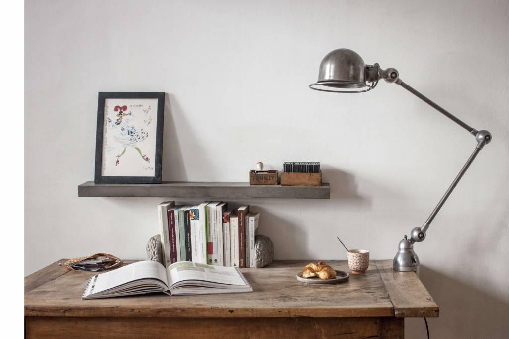 Wandplanken Van Beton : Wandplank beton s la boutique blanche