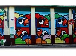 Lyon Béton Birdy Kids foto print 'Store'