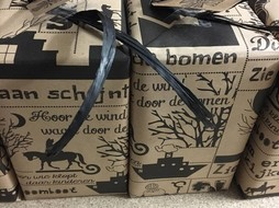 Sinterklaas cadeauverpakking