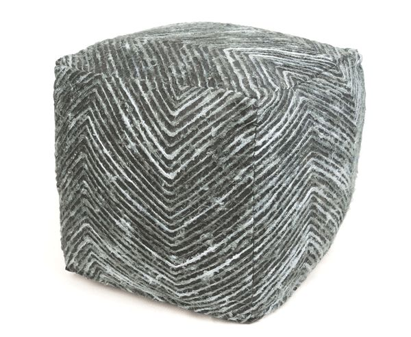Dome Deco Stool woven cube
