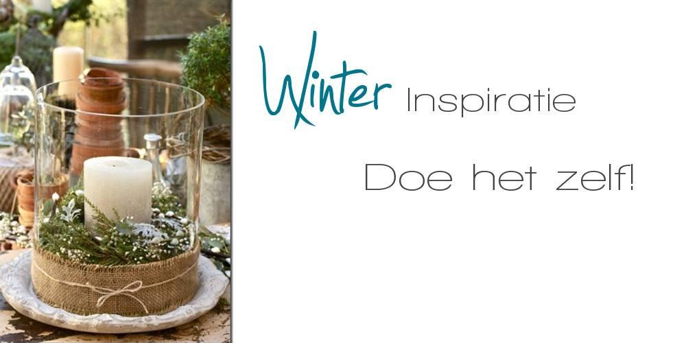 Winterinspiratie voor jouw tafel, decotips!
