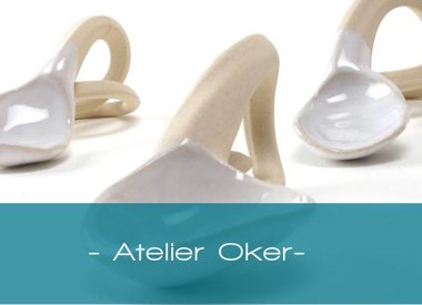 Atelier Oker - Jeannine Vrins keramiek
