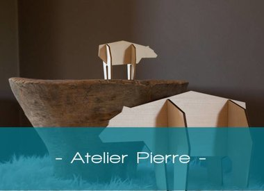 Atelier Pierre, creatief lab