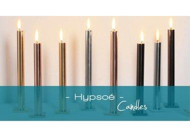 Hypsoé, geurkaarsen & design