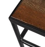 Notre monde Console Brons Copper Leaf