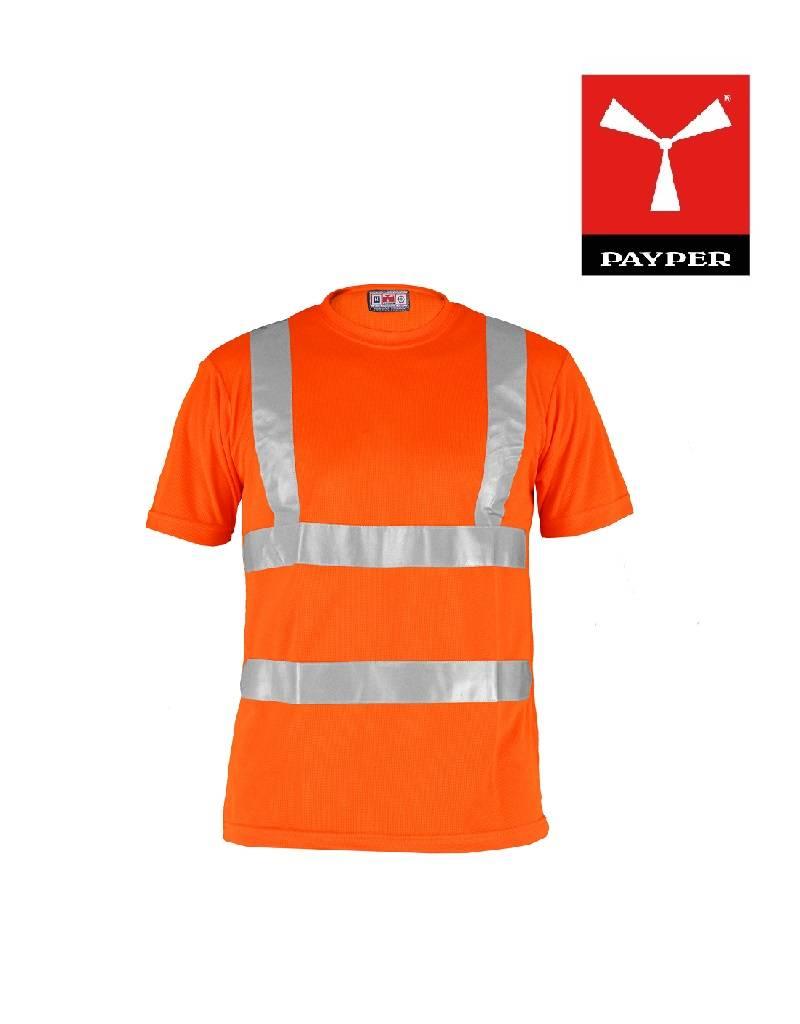 Payper Avenue.P2 - T-Shirt mit Reflexstreifen