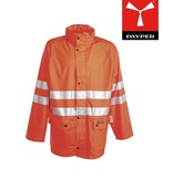 Payper River Jacket.P3 - Regenjacke, Gelb und Orange