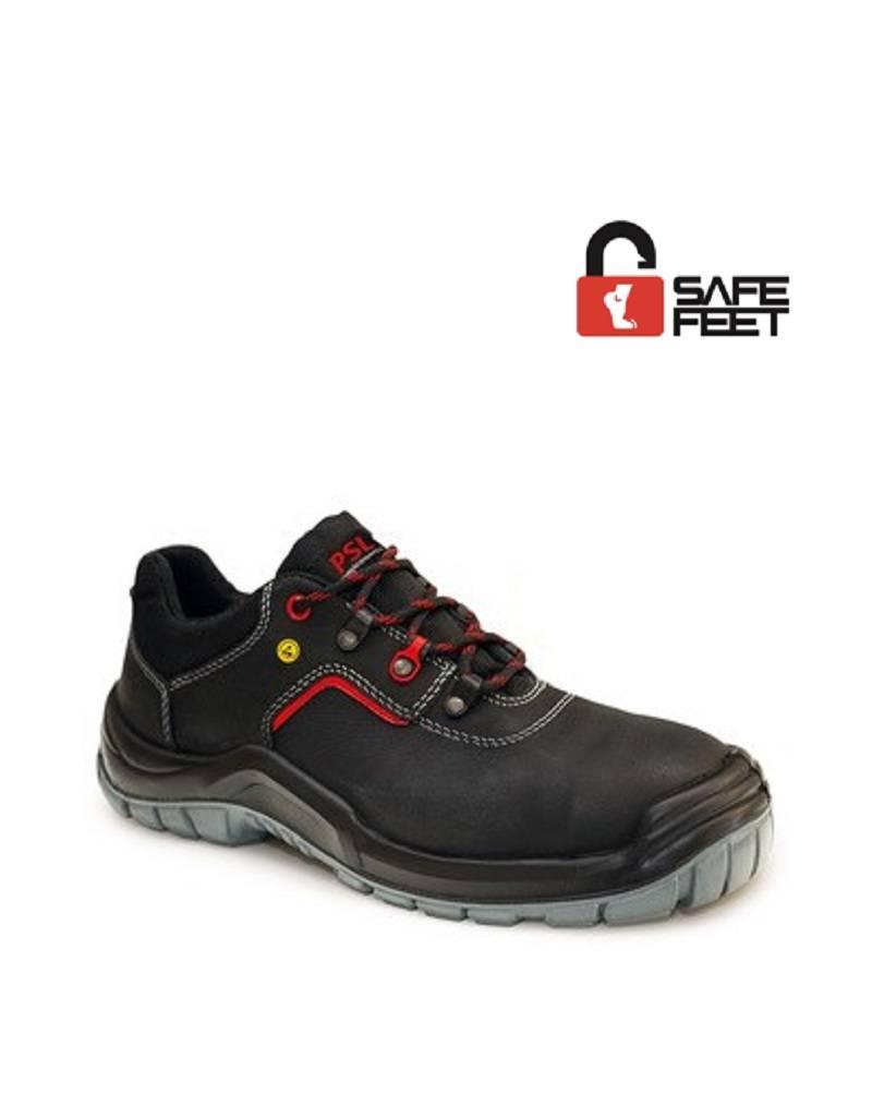 Safe Feet PSL Spider Black S3 - Sicherheitsschuh