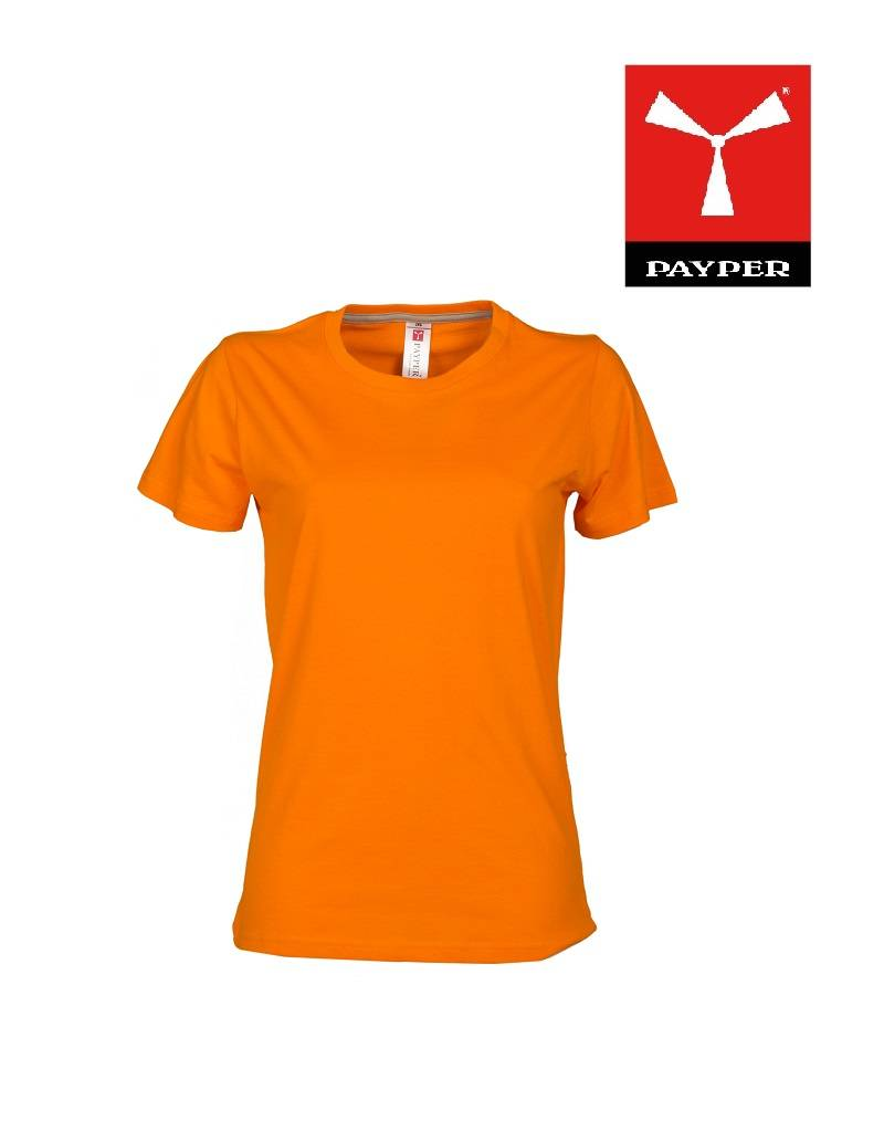 Payper k. Sunset Lady - T-Shirt