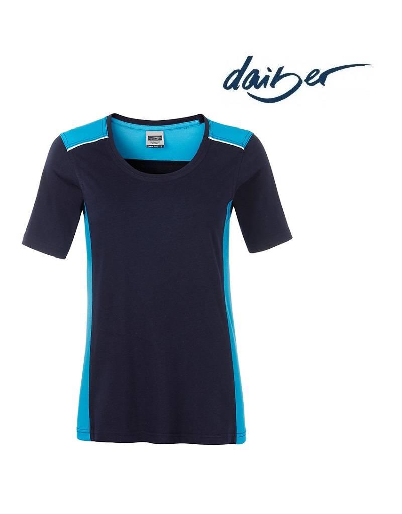 James Nicholson JN859 - T-Shirt Damen