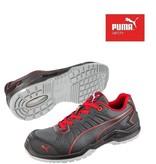 Puma Puma Sicherheitsschuh 64.420.0 Fuse TC Red Low S1P