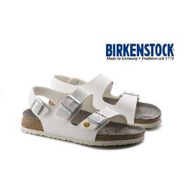Birkenstock Milano ESD Weiss.X5