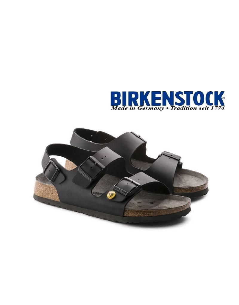 Birkenstock Milano ESD Schwarz