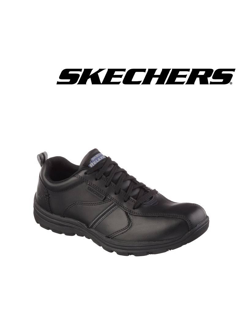 Skechers 77036EC BLK - Freizeitschuh