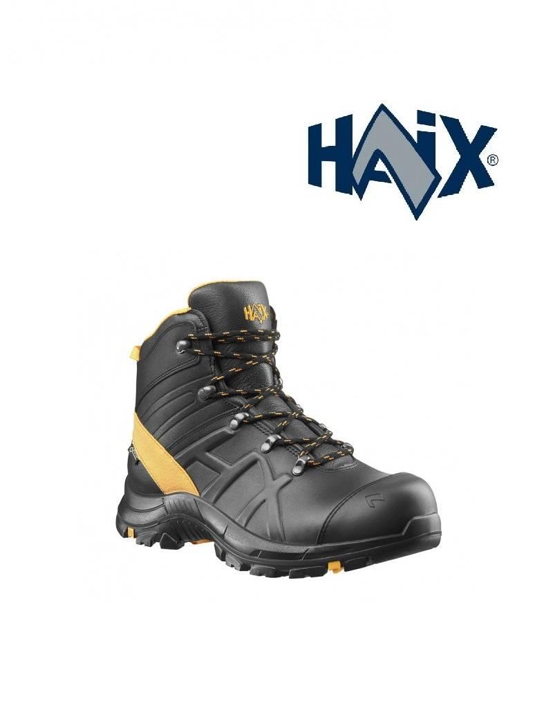 Haix HAIX BLACK EAGLE SAFETY 54 MID BLACK/ORANGE