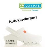 Oxypas Oxypas: OP-Clogs ESD SRA, weiss