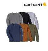 Carhartt Kleider EK231 - Langarm Pullover