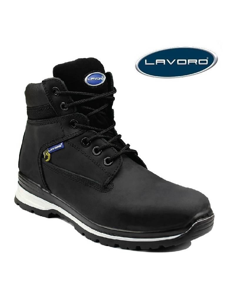 Lavoro E10 Black S3 ESD - Sicherheitsschuh von Lavoro