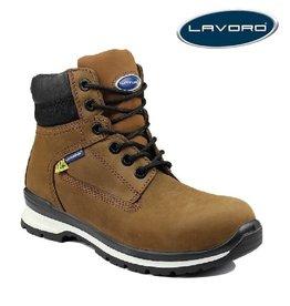 Lavoro 1084.22 - E17 Brown S3 - Sicherheitsschuh