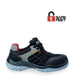 Safe Feet PSL Raven Black S3 - Sicherheitsschuh