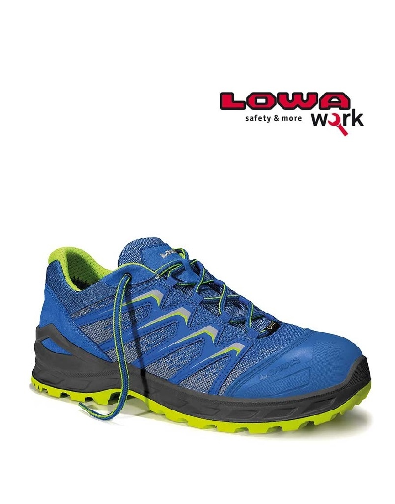 Lowa Work LarroxWorkLo.S3 - Sicherheitsschuh von LOWA