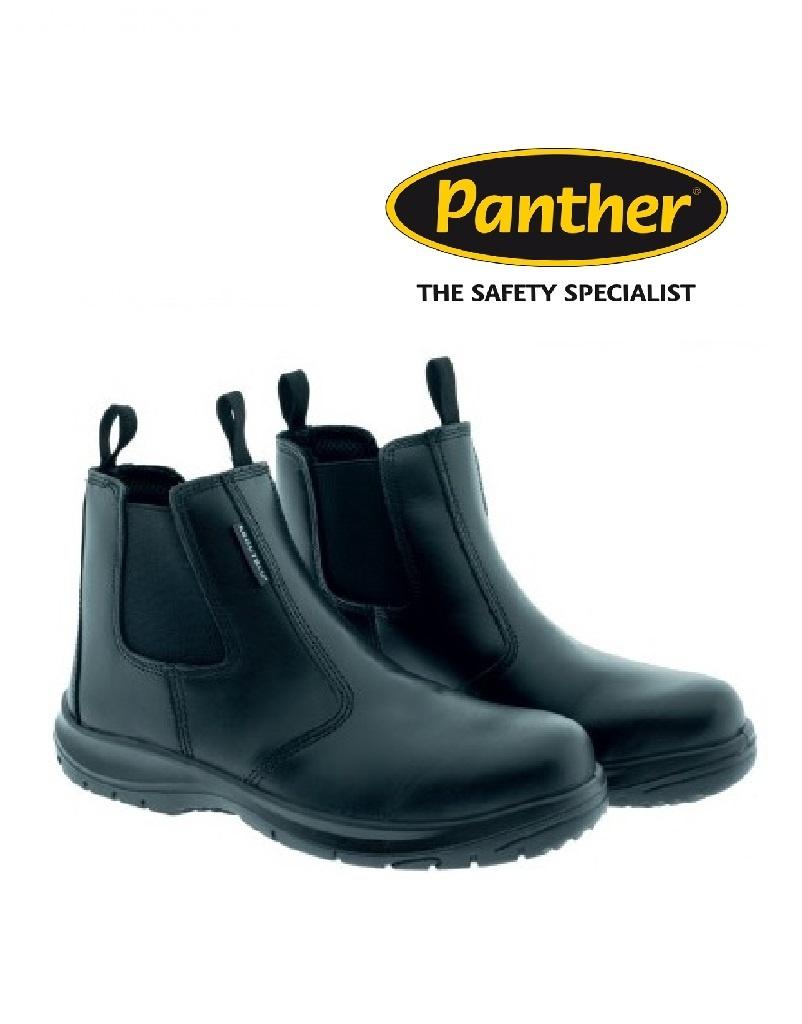 Panther 19371 black S3 - Sicherheitsschuh