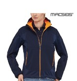 Macseis MS40004 blue - Softshelljacke von Macseis