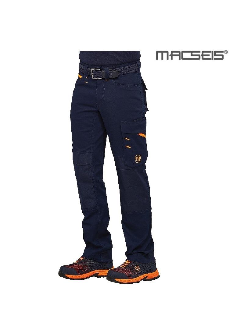 Macseis MWW100002 blue - Arbeitshose