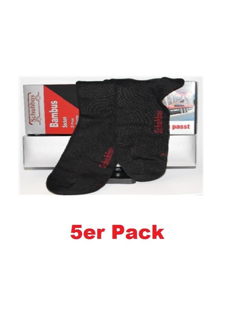 Bambus Kneuss Qualität Bambus Socken, 5er Pack in Kneuss Qualität