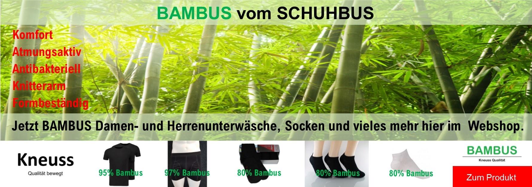 Bambus NEU