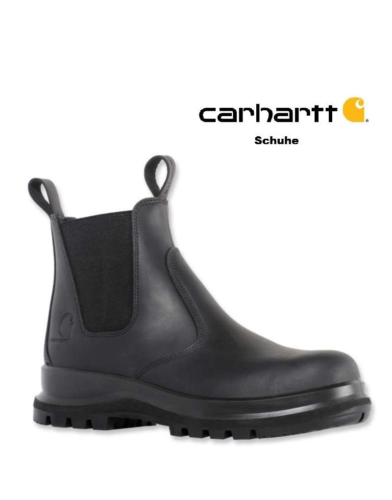 Carhartt Schuhe F702919 - Sicherheitsschuh S3,  Workboot schwarz