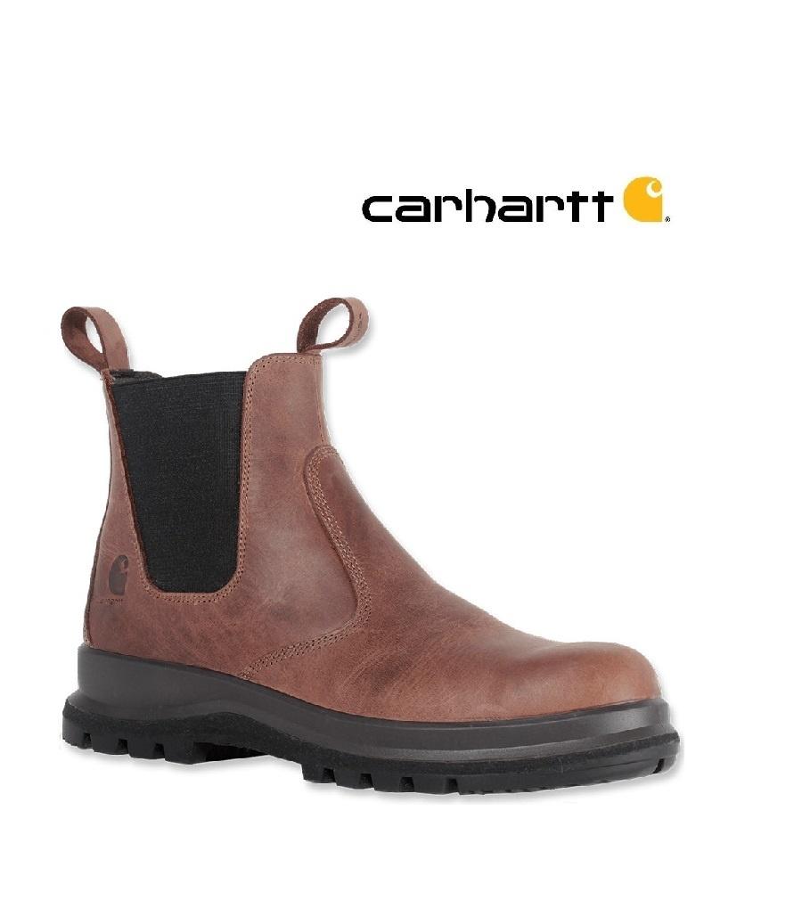 Carhartt Schuhe F702919 - Sicherheitsschuh S3, Workboot, braun
