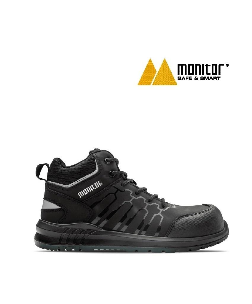 Monitor Schuhe Hybrid S3 - Sicherheitsschuh von Monitor