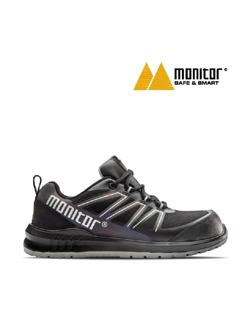 Monitor Schuhe Inferno S1P - SRC ESD Sicherheitsschuh