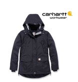 Carhartt Kleider Carhartt, Damen Jacke, Wasserfest, schwarz