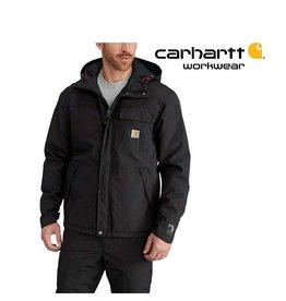 Carhartt Kleider 102702.001 - Wärmedämmende, wasserdichte und atmungsaktive Herren-Jacke
