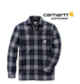 Carhartt Kleider 103821.973 - HUBBARD SHERPA LINED SHIRT JAC RELAXED FIT