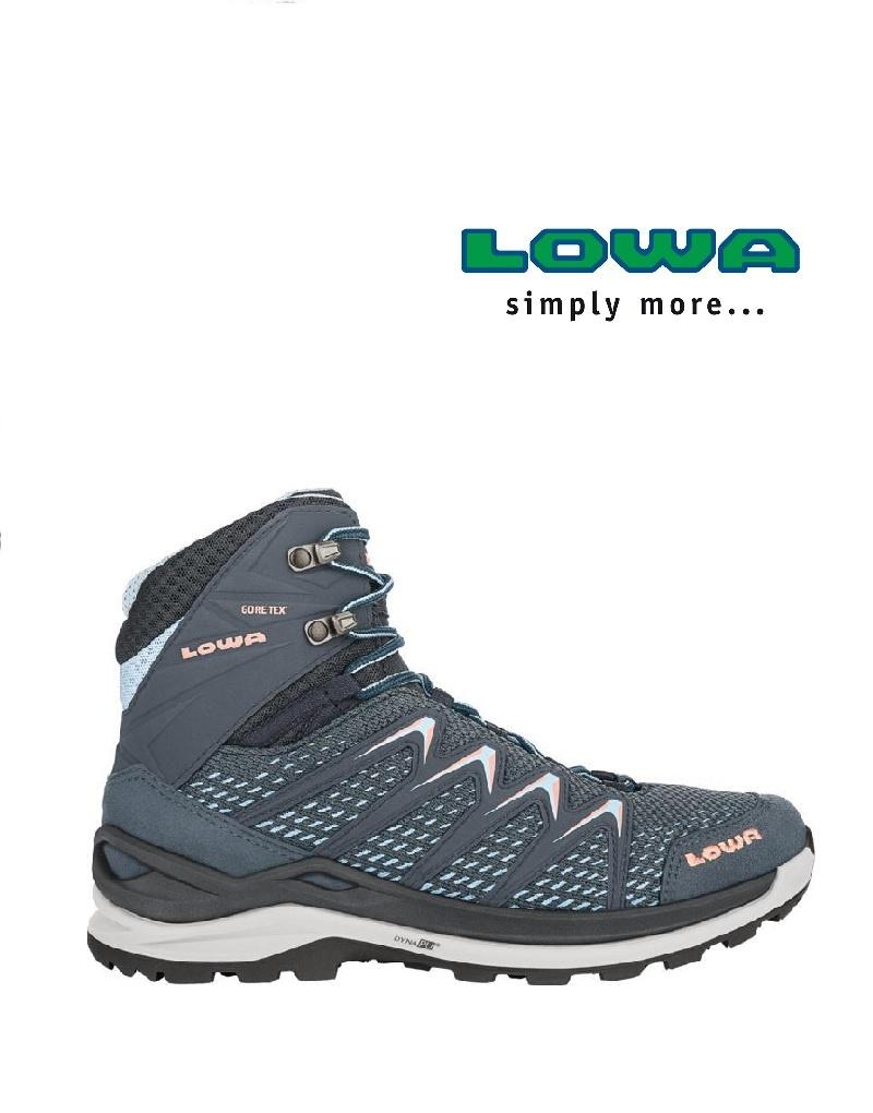 Lowa Innox Pro W Blau - Freizeitschuh